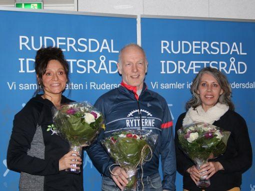 Send en indstilling til Årets idrætsleder eller Idrætsinitiativprisen (foto af sidste års nominerede til initiativprisen)