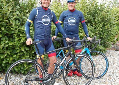 Med støtte fra DIF og DGI's foreningspulje kan RYTTERNE nu sende flere ud på cykel